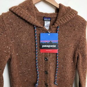 Patagonia Ranchito Hoodie in Bear Brown